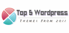 Top 5 Wordpress Themes From 2011