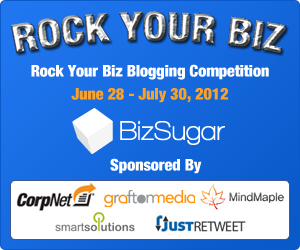 Bizsugar Contest Rock your Biz