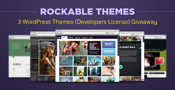 Rockable Themes Giveaway