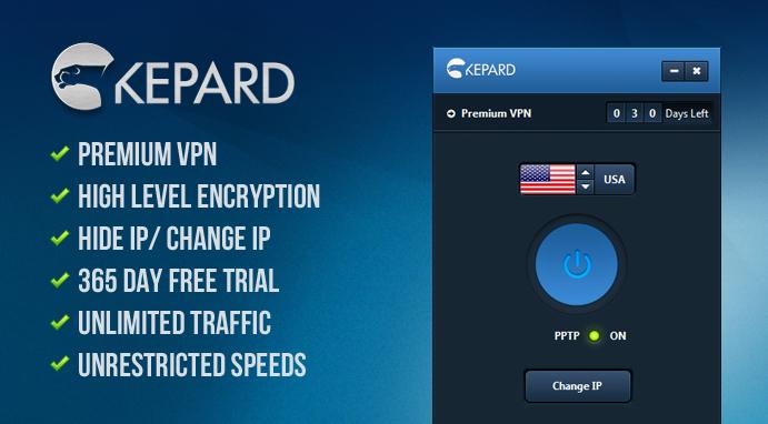 VPN accounts giveaway