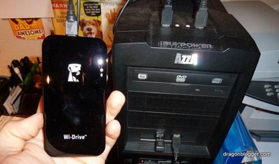 Kingston Wi-drive Giveaway