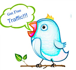Get Free Traffic From Twitter