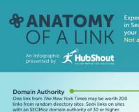 Anatomy of link