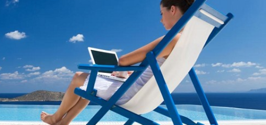 ditch the gadgets when you go on holiday
