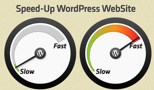 Speed up WordPress Blog