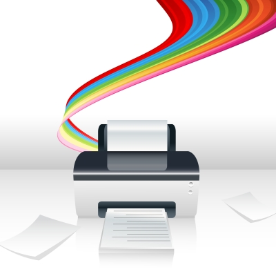online printing with eco friendly technology