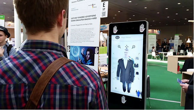 The new art of virtual shopping