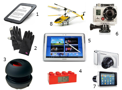 12 Gadgets That Will Change Your Life and the World