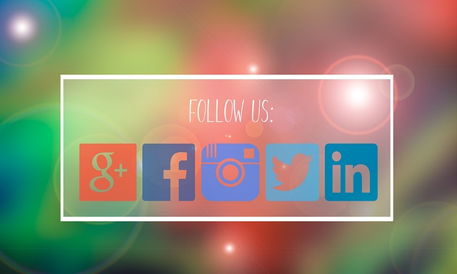 Social Icons for websites and blogs