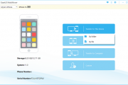 EaseUs MobiMover iPhone Data Transfer Software