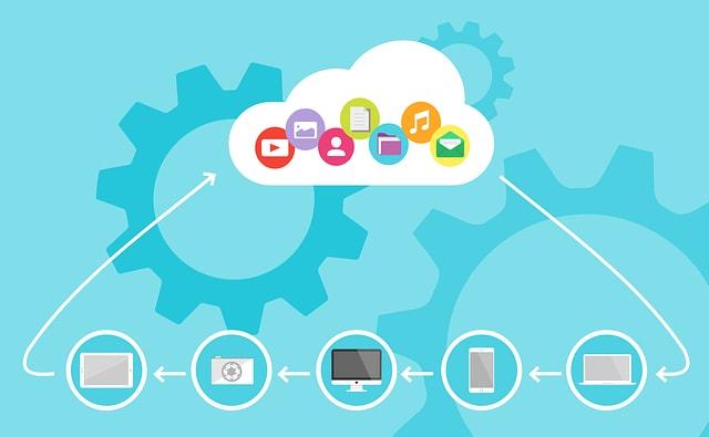 cloud driven mobile apps