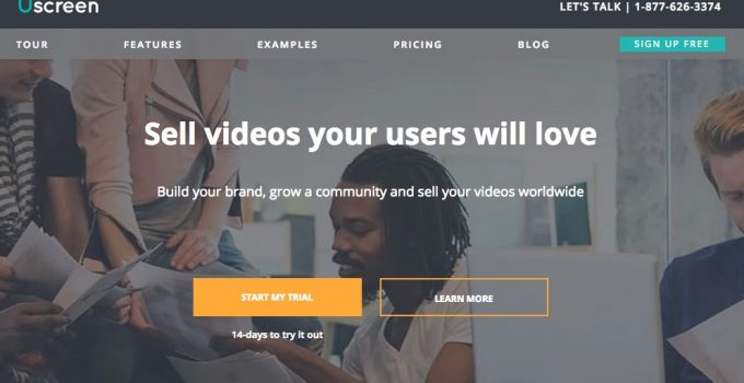 Uscreen : Create and Sell Your Videos Online