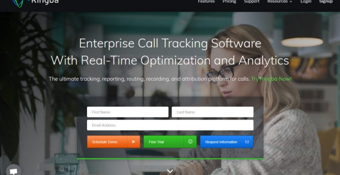 Inbound Call Tracking for businesses of every size with Ringba