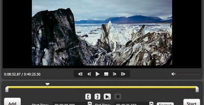 Tuneskit Video Cutter for Mac