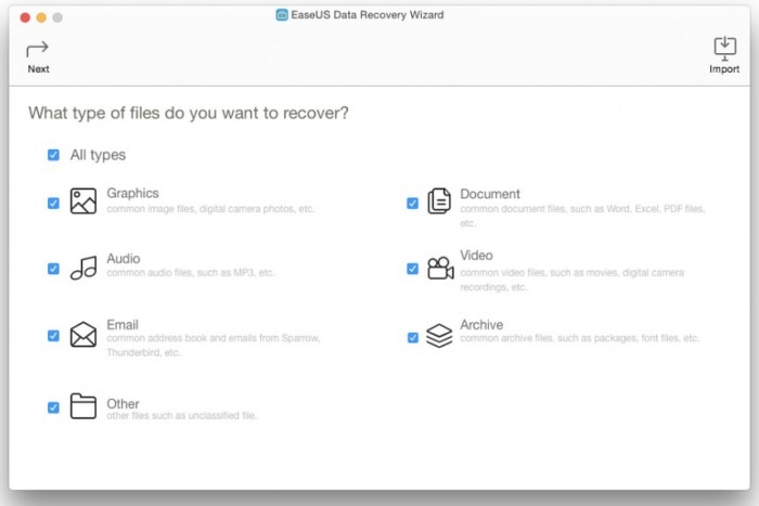 best free easeus mac data recovery tool for you in 2018